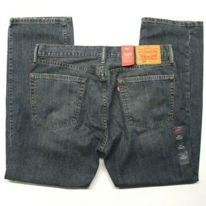 Levi's 505 Regular Fit Jeans (005052765) 36x34